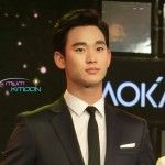 awesome May 20, 2014 Kim Soo Hyun event in Japan