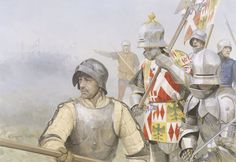 Tewkesbury 1471, a case of mistaken identity-No it was the battle of Barnet where the mistake happened although it was part of the 1471 campaigns