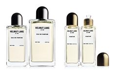 Helmut Lang Perfum designed by Marc Atlan