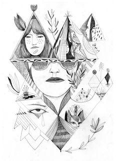 Sunglasses - Mathilde Aubier