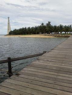 Beras basah island, Bontang