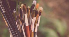 How to Price Art - Paint Brushes - Nevue Fine Art Marketing