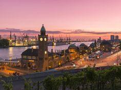 Bilder der Top Sehenswürdigkeiten in Hamburg.