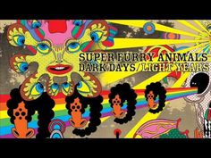 Moped eyes by Super Furry Animals