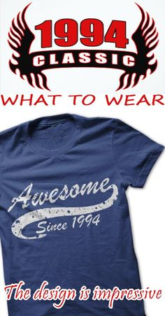 Awesome since 1994