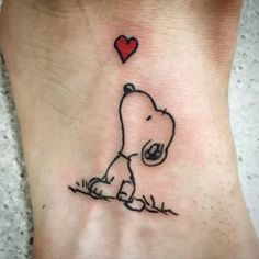 snoopy tattoo - Google zoeken