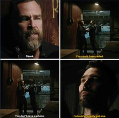 Teen Wolf 6x19 that was funny and cute at the same time