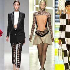 The latest in fashion trends, straight from the runways.