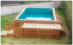 Pallett swimming pool