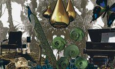 S/S 2013 Trend : Precious Jungle -  over the top, extravagant, ostentatious