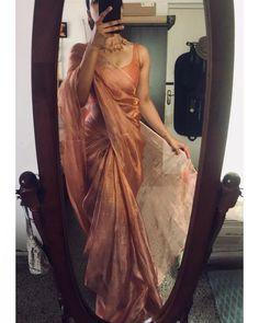 dresses made from sarees silk ~ dresses made from sarees dresses made from sarees party wear dresses made from sarees salwar kameez dresses made from sarees silk dresses made from sarees indian weddings Lehenga Designs, Kurta Designs, Saree Blouse Designs, Indian Blouse Designs, Mehndi Designs, Indian Bridal Outfits, Indian Designer Outfits, Indian Fashion Trends, Fashion Styles