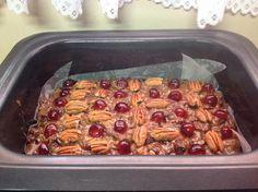 Boiled Pineapple Fruit Cake |