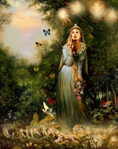Airmed Celtic Goddess of Healing. In Irish mythology, one of the Tuatha Dé Danann. With her father Dian Cecht and brother Miach, she healed those injured in the Second Battle of Magh Tuiredh.  After her jealous father slew her brother, Miach, Airmed wept over her brother's grave. Watered by her tears, all the healing herbs of the world sprung from the earth over Miach's body.