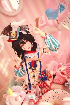 Cosplay: Nico Yazawa of LoveLive! School Idol Project Coser: 七奈Nanako