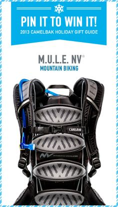 CamelBak M.U.L.E. NV hydration pack got a first-class upgrade with added cargo space and a revolutionary new NV back panel.