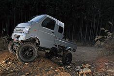 Mini Trucks, Daihatsu, Japanese Cars, Camper Van, Cars And Motorcycles, Military Vehicles, Monster Trucks, Adventure, Outdoor