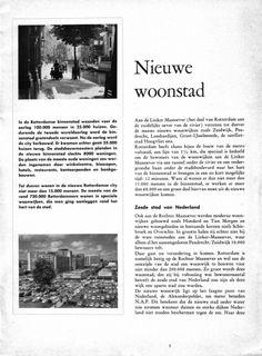 Nieuwe Woonstad pagina 1