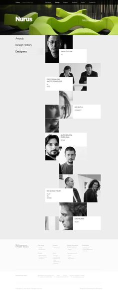 Nurus by Metin Saray #webdesign #it #design #layout #userinterface #ui #ux