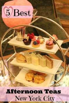 Where to Find the Best Afternoon Tea in New York City