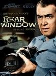 Rear Window (1954) As his broken leg heals, wheelchair-bound L.B. Jefferies (James Stewart) becomes absorbed with the parade of life outside his window and soon fixates on a mysterious man whose behavior has Jefferies convinced a murder has taken place. Meanwhile, other windows reveal the daily lives of a dancer, a lonely woman, a composer, a dog and more. Grace Kelly, Thelma Ritter and Wendell Corey co-star in this Alfred Hitchcock-helmed classic.