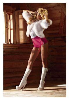 Ski Bunny (V Magazine)