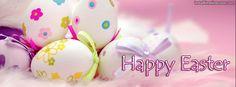 Easter Eggs Facebook Cover InstallTimelineCover.com