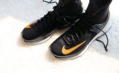 "Nike KD 8 Elite ""Away""–High top boost performance review 49998891c322"
