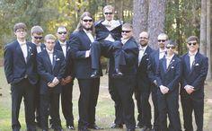 Silly #groomsmen #photographybymiranda