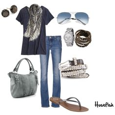 """""""Blues"""" by hosefish on Polyvore"""