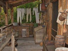 pictures of primitive porches | primitive porch