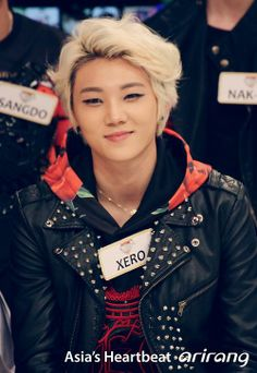 Xero // Topp Dogg~~~~~WHY SO PRETTY OH GOD WHY WHY WHY......