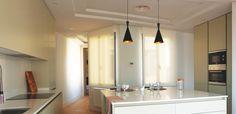 Sagasta 14 - Luxury rent apartments in Madrid Luxury Apartments, Bathroom Lighting, Mirror, Kitchen, Madrid, Table, Furniture, Home Decor, Decks