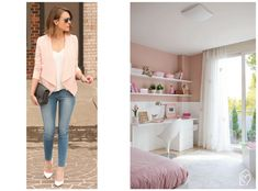 Rose quartz: fashion x decor