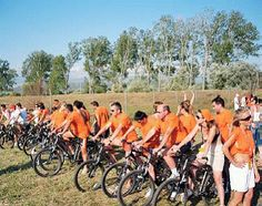 3, 2, 1,..GO!  Small and Family Hotels - Biking Week & Weekend | Hotel sv. Mihovil - Trilj