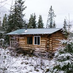 upknorth:  Go to Alaska. Build a...