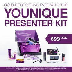 New Presenter Kit!! $405 Value for $99