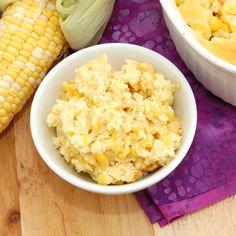 Sweet Pea's Kitchen » Creamy Corn Pudding