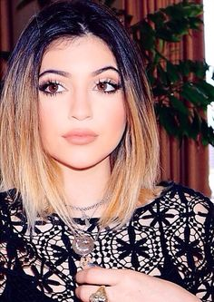 Since when did Kylie Jenner up her game