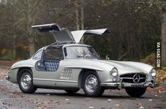This is the real king SL 300 Gullwing