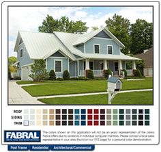Best Siding Color With Old Red Brick Home Decorating 400 x 300