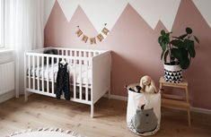 Baby Bedroom, Baby Room Decor, Nursery Room, Home Decor Bedroom, Girl Nursery, Girl Room, Kids Bedroom Storage, Toddler Rooms, Girl Bedroom Designs