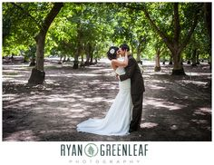 Bride Groom Orchard Tree photo - Ryan Greenleaf Photography Blog