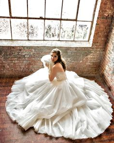 WINTER BRIDALS AT THE COTTONMILL IN MCKINNEY, TX