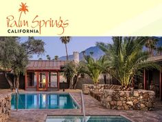 Win a Trip to Palm Springs California