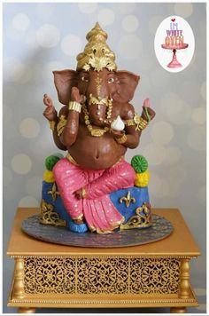 Lord Ganesha by Gauri Kekre