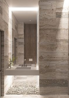 Add Personality To Your Space With This Interior Design Advice – Decoration Inspired Minimalist Bathroom Design, Bathroom Design Luxury, Bathroom Layout, Modern Bathroom Design, Home Interior Design, Design Bedroom, Bathroom Ideas, Bedroom Decor, Bad Inspiration