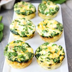 25 Low-Cholesterol Recipes That Truly Taste Delicious Egg muffins with sausage, spinach, and cheese are a delicious low-cholesterol recipe. Heart Healthy Recipes, Healthy Breakfast Recipes, Healthy Snacks, Breakfast Ideas, Protein Snacks, High Protein, Heart Healthy Breakfast, Diabetic Breakfast, Healthy Protein