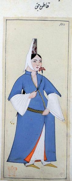 Kadıncık-1620-Turkey-British Library