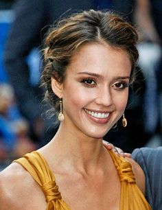 celebrity braided updo hairstyles - Google Search