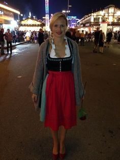 Mein Wiesn Outfit